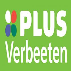 PLUS Verbeeten Tegelen Logo