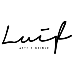 Luif Aete en Drinke Logo
