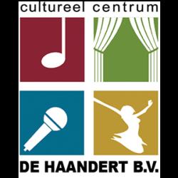 Cultureel centrum De Haandert BV Logo