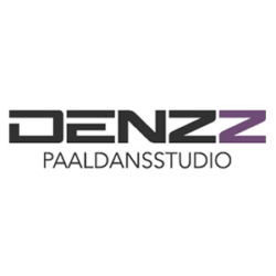 Denzz paaldansstudio Logo