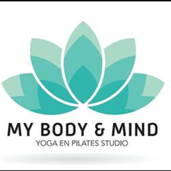 My Body & Mind Yoga en Pilates studio Logo