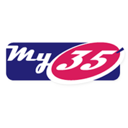 My35′ Blerick Logo