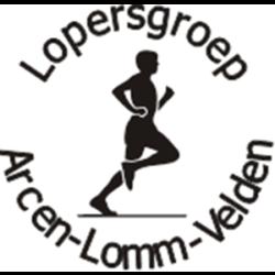 Lopersgroep Arcen-Lomm-Velden Logo