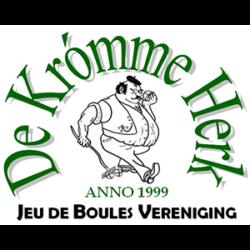 Jeu de Boules club De Krómme Herk Logo