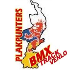 FCC de Plakpunters BMXtrack Venlo Logo